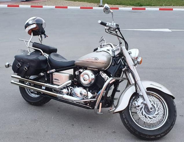 Прокат автомобиля МОТОЦИКЛ Yamaha Drag Star / V-Star 650  в Феодосии