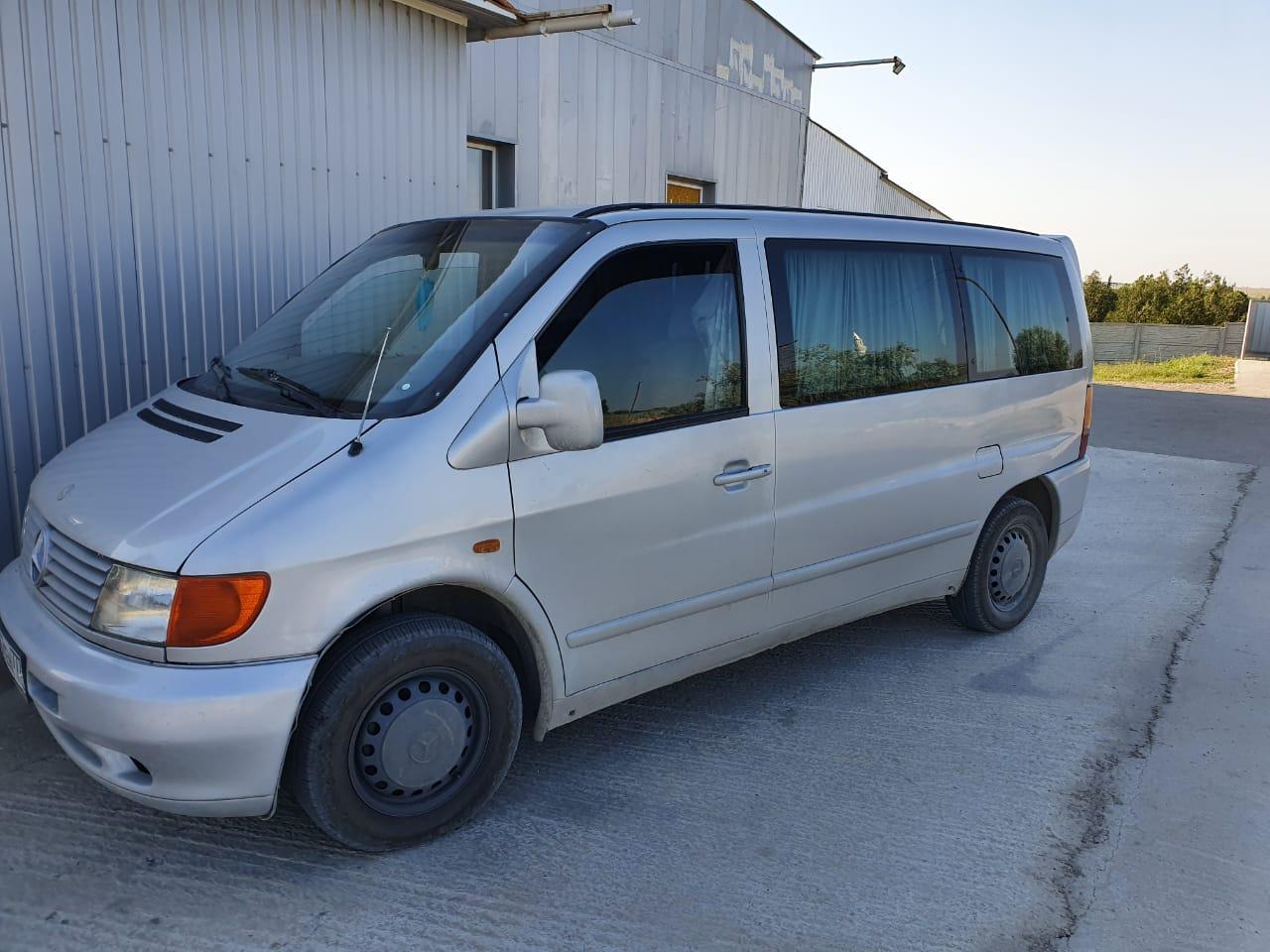 Прокат автомобиля MERCEDES-BENZ V280 в Феодосии