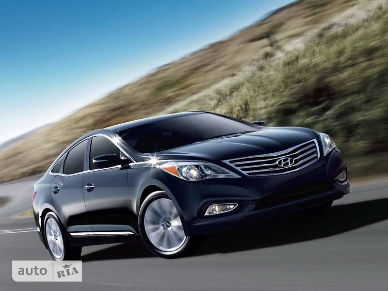 Аренда автомобиля Hyundai Grandeur  в Феодосии