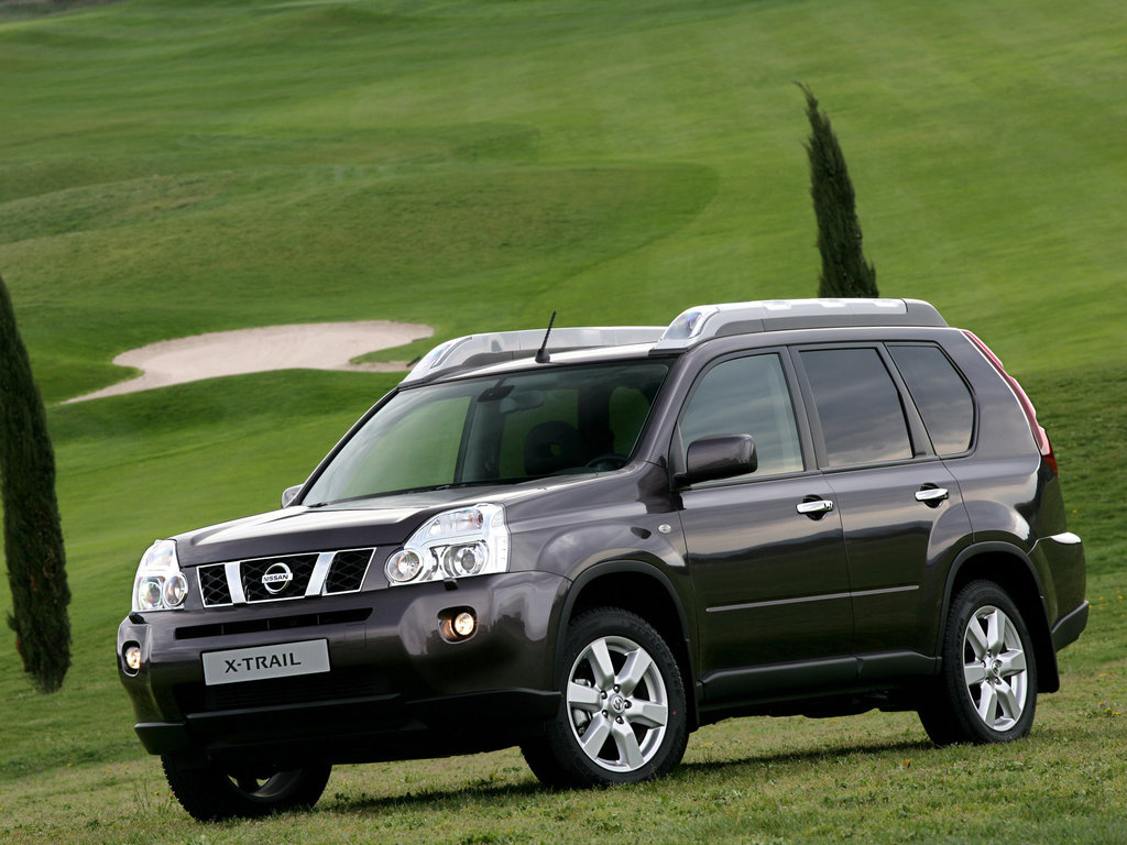 Прокат автомобиля Nissan X-Trail в Феодосии